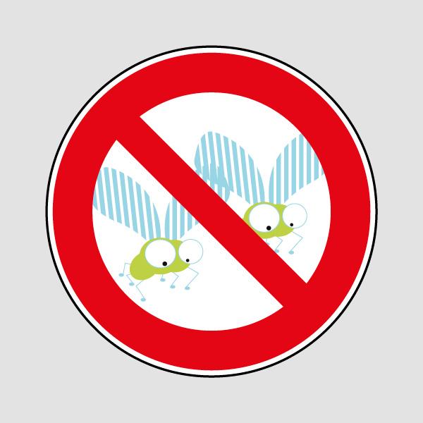 Rideau à mouche imprimé mamie par mon-rideau-a-mouche.com en PVC imprimé haute qualité avec support de fixation en alu.